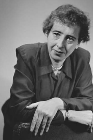 "Provocative … Hannah Arendt, who coined the term ""the banality of evil"" to describe the actions of Nazi Adolf Eichmann."