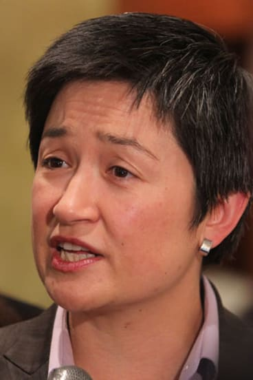 Federal Finance Minister Penny Wong.