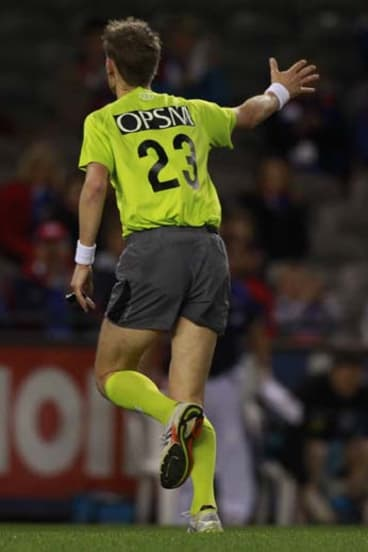 The AFLUA and AFL are also discussing a potential move towards full-time umpires.