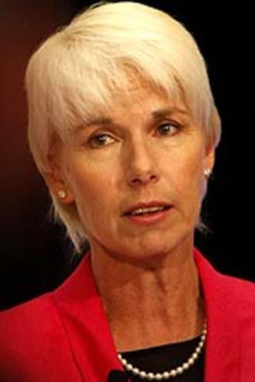 Westpac boss Gail Kelly.
