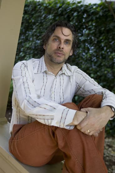 Author and Edgar Rice Burroughs enthusiast Michael Chabon.