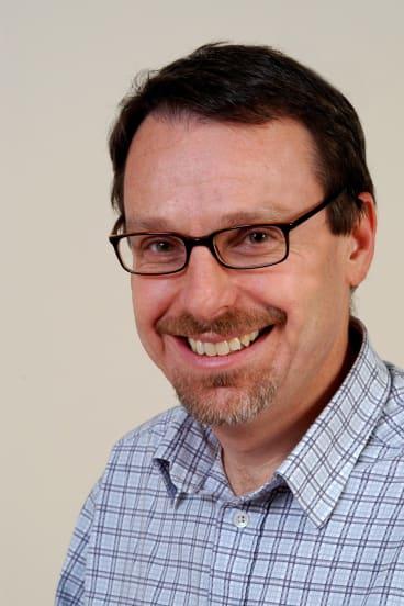 John Kaye in 2004.