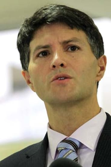 """""""The NSW government is serious about being held accountable"""": Aboriginal Affairs Minister Victor Dominello."""
