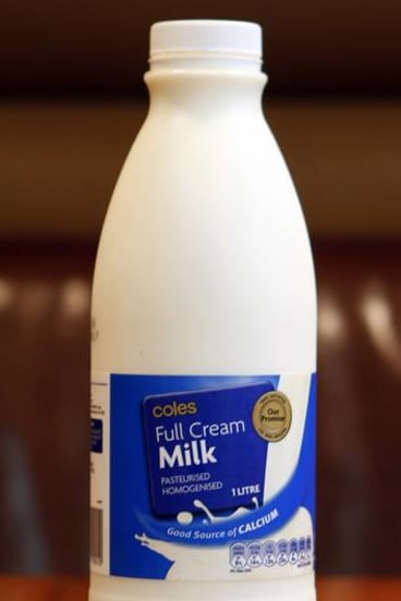 A Coles spokesman said Coles' private-label milk is already permeate-free in some parts of Australia.