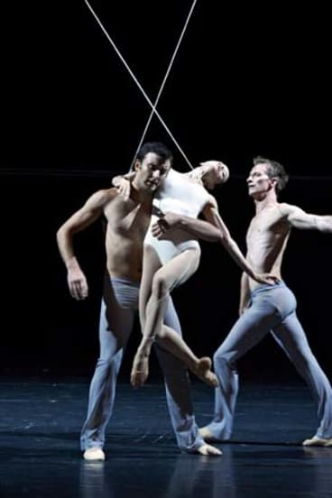 Charismatic connections ... WA Ballet's <i>Neon Lights</i>.