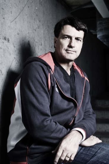 Paul Roos has been appointed coach of Melbourne for two years.