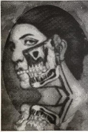 <i>Portrait</i>, 2014, by Muhammad Atif Khan.