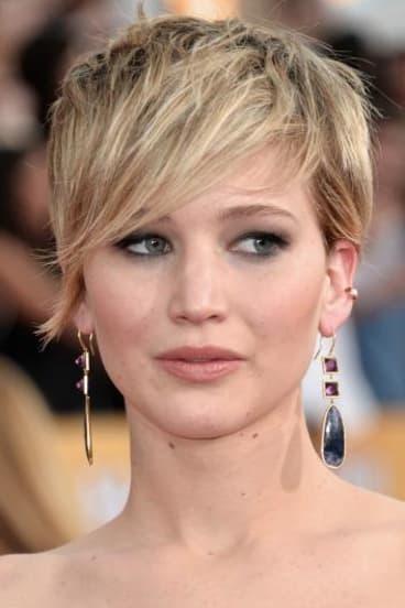Targeted: Jennifer Lawrence.