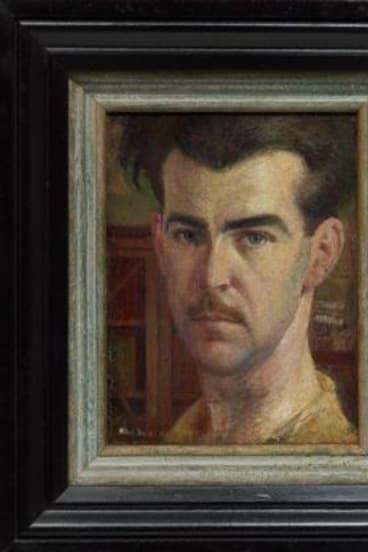 Self portrait: William Dobell, 1932.