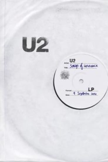 Interscope Records shows Songs of Innocence, an 11-song album by U2.