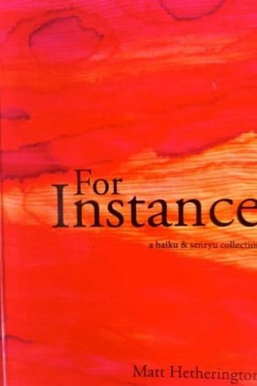<i>For Instance</i>, by Matt Hetherington