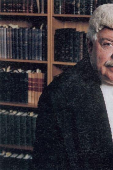 Garry Neilson in 2003.