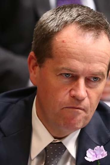 """""""Nationals MPs should do their day job and actually stand up for communities in regional Australia"""": Labor leader Bill Shorten."""