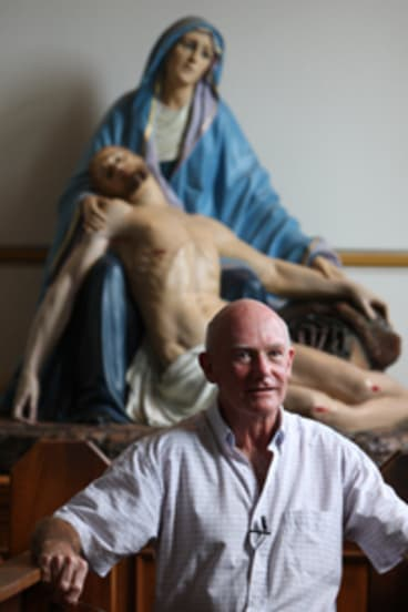 Father Peter Kennedy.