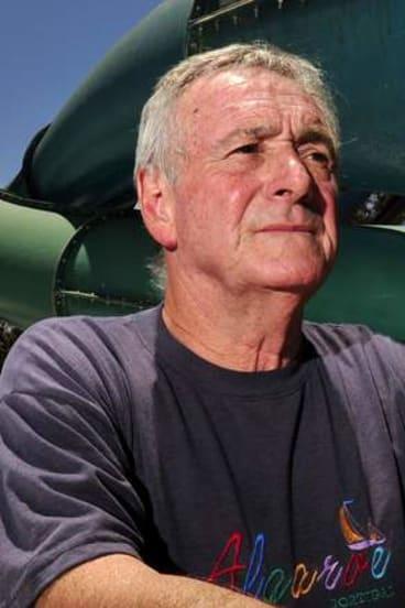 Owner of Big Splash water park, Ron Watkins.