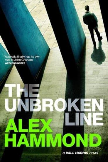 Alex Hammond's <i> The Unbroken Line</i>.