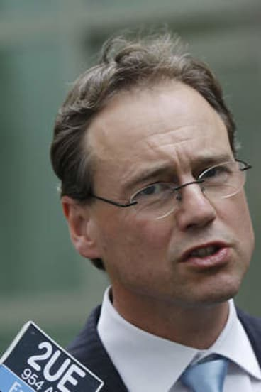 Environment Minister Greg Hunt.
