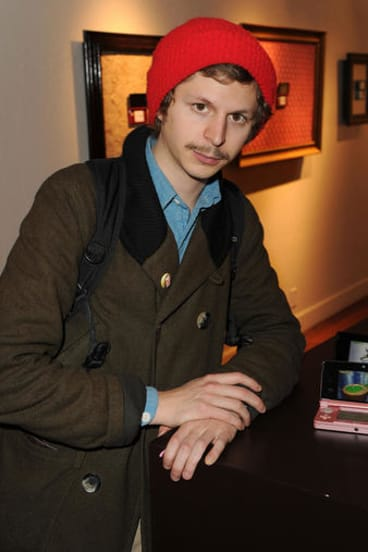 """Michael Cera ... """"you can't be consumed by the job aspect of [being an actor] ... it's so irregular""""."""