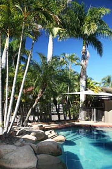 The Virginia Palms Motel in Boondall.