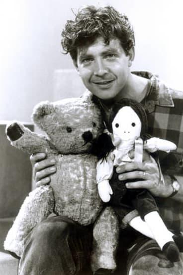 Philip Quast during his <i>Play School</i> days.