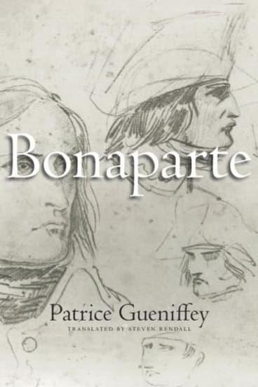 Bonaparte 1769-1802 by  Patrice Gueniffey.