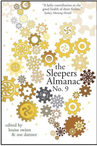 <i>The Sleepers Almanac No.9</i>, EDS., Louise Swinn and Zoe Dattner.