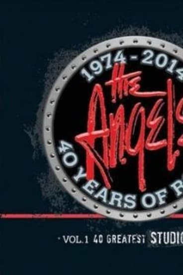 The Angels - 40 Years Of Rock.