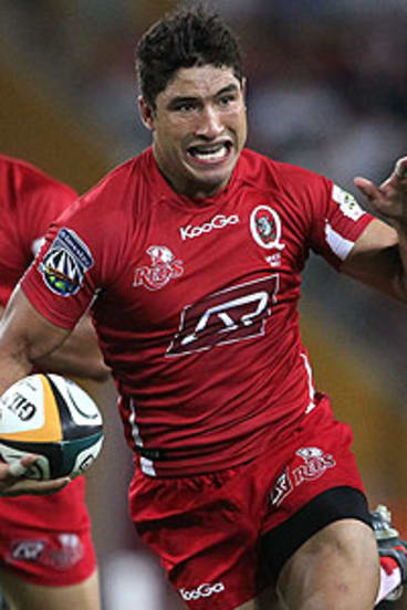 Anthony Faingaa, along with his twin brother Saia, has re-signed with the Reds for another two seasons.