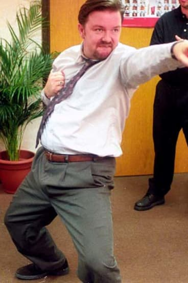 The iconic David Brent is making a musical comeback.