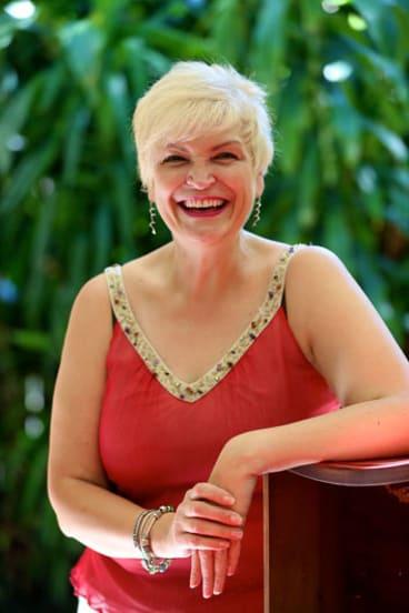 Online dater Diane Rymple, 54.