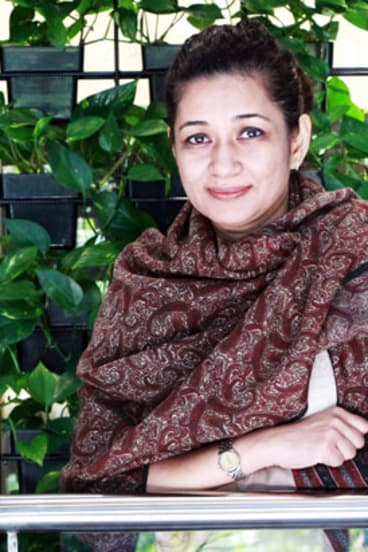 Professor Durreen Shahnaz: Wonderful things and profound inequalities.