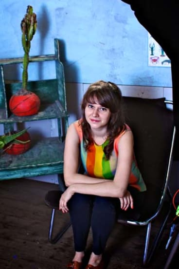 Grassroots … Claudia O'Doherty's show has festival appeal.