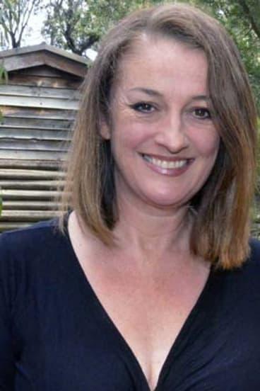 Author Kathryn Ledson.