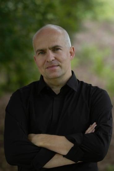 Conductor Johannes Fritzsch