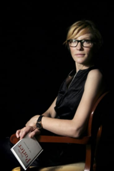 Cate Blanchett reads the late Dorothy Porter's final essay, at the Malthouse Theatre.