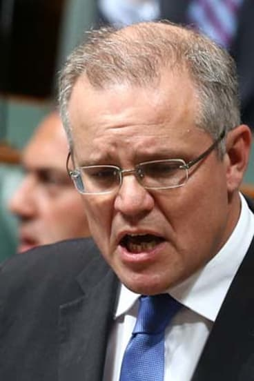 Decided to grant a 15-year-old Ethiopian asylum seeker a permanent visa: Immigration Minister Scott Morrison.