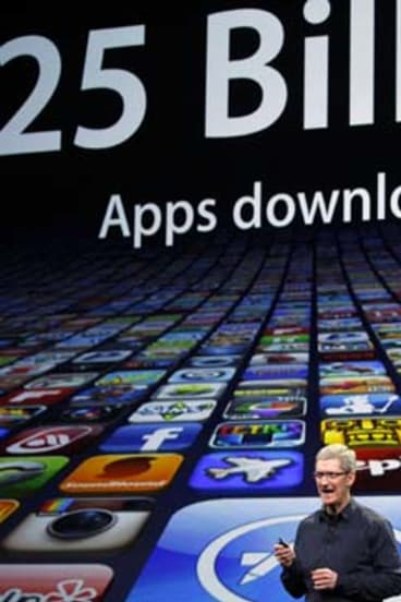 """""""It smacked of double jeopardy"""": Apple CEO Tim Cook."""