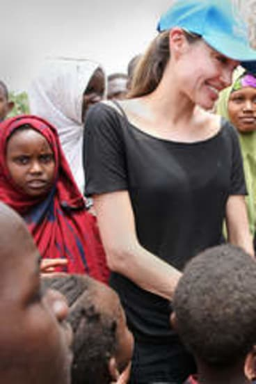 Ambassador: In Kenya in 2009 as a Special Envoy to the UN High Commissioner for Refugees.