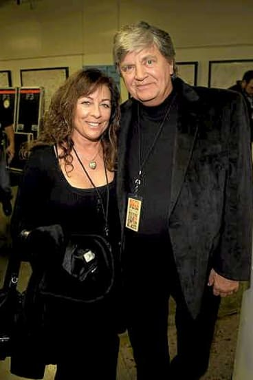 Patti and Phil Everly.