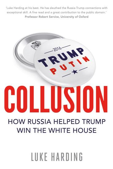 <i>Collusion</i> by Luke Harding.
