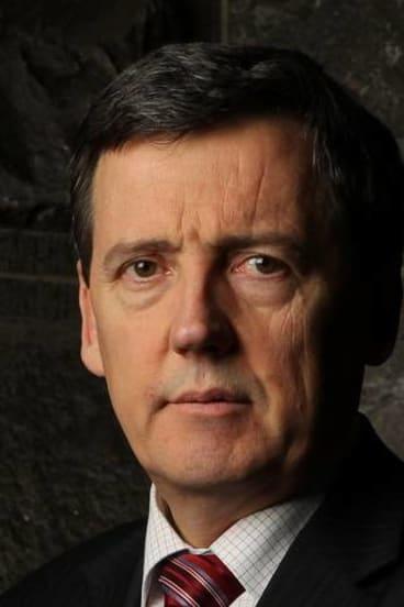 State Attorney-General Robert Clark.