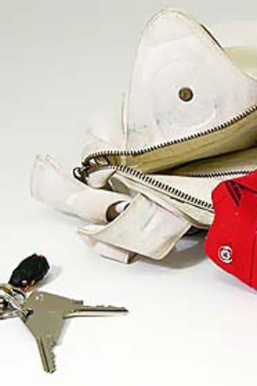 This French-designed helmet can be carried in a handbag.