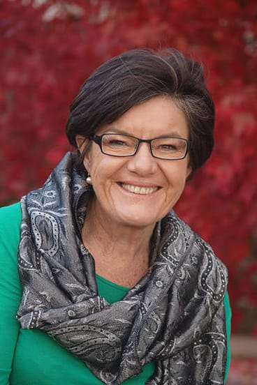Independent candidate for Indi Cathy McGowan who is giving Coalition industry spokeswoman Sophie Mirabella a real contest in the safe Liberal seat.