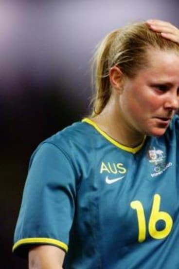Amy Wilson retired from football at age 23.