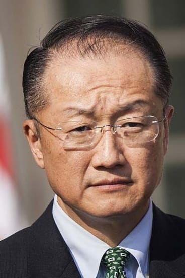 """""""The world has to tackle the problem of climate change more aggressively"""" ... World Bank president, Jim Yong Kim."""