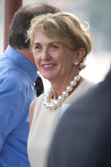 """Pathetic"": NRMA president Wendy Machin's response to the fuel tax plan."