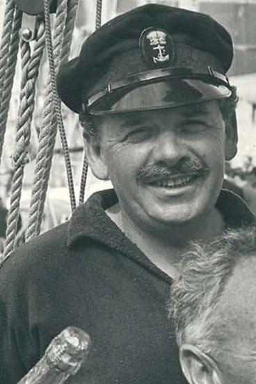 Crichton-Brown: An avid sailor for decades.