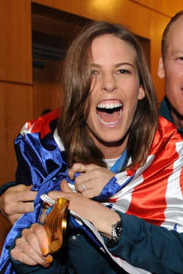 Torah Bright is being coached by her brother Ben for the upcoming Sochi Winter Olympics.