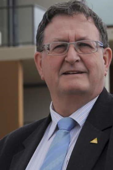 Land Development Agency chief executive, David Dawes.