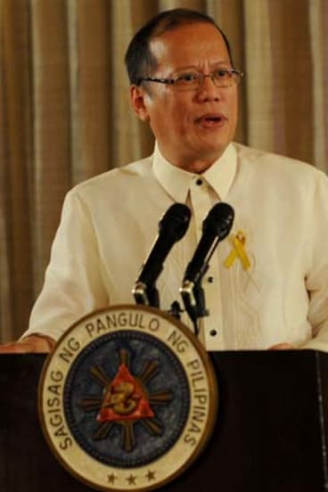 """""""We face the same challenges be it terrorism, global climate change, relationships with super powers in the region"""" ... Philippine President Benigno Aquino."""
